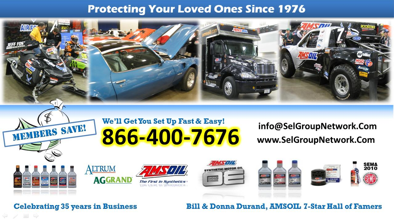 SEL AMSOIL Synthetics Duluth - Homestead Business Directory